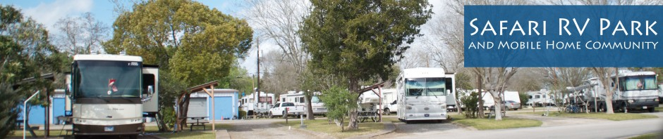 Safari RV Park and Mobile Home Community
